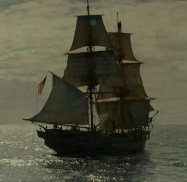 The Essex - In The Heart of the Sea