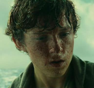 Thomas Sees a Whale Die - In the Heart of the Sea