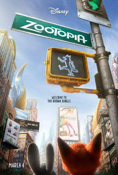 Zootopia Review – A Smart, Poignant Fable About Prejudice
