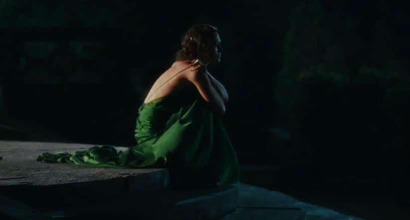 Atonement Ceclia waits for Robbie