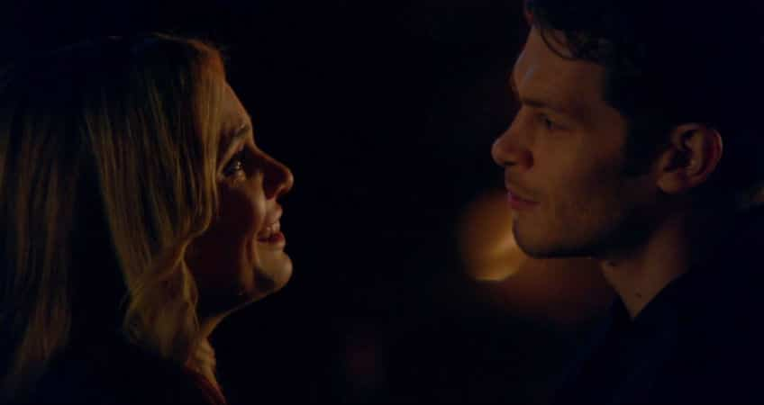 Klaus and Cami dying 2