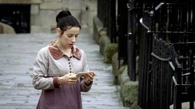 Persuasion; Declarations of Love; Jane Austen; Swoon-worthy Romance