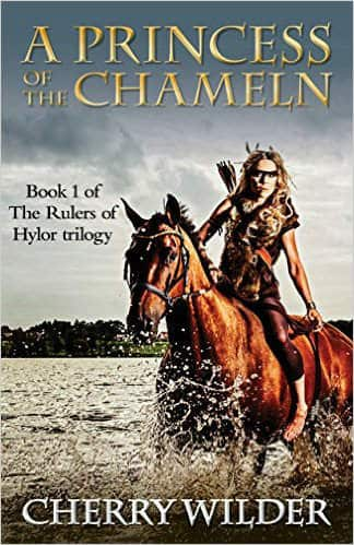 Cover Art: A Princess of the Chameln