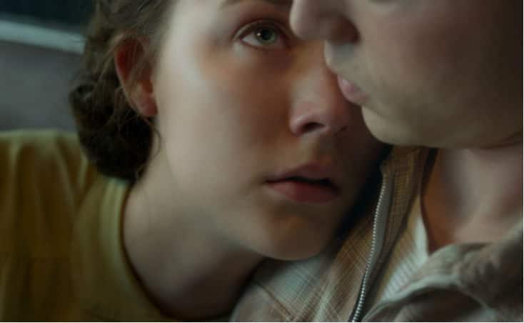Saoirse Ronan in Brooklyn Movie Image1 Eilis and Tony