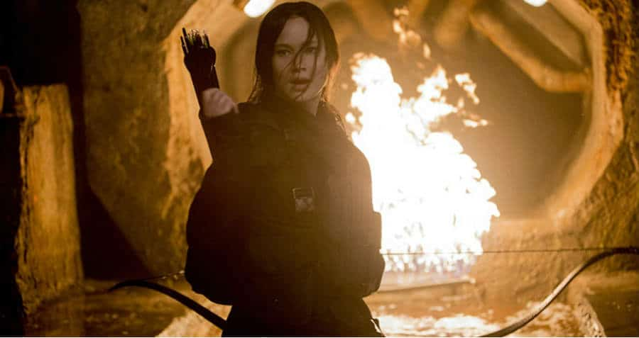 The Hunger Games Mockingjay Part 2 (Katniss)