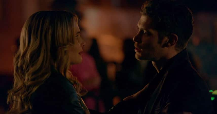 klaus and cami she's dying