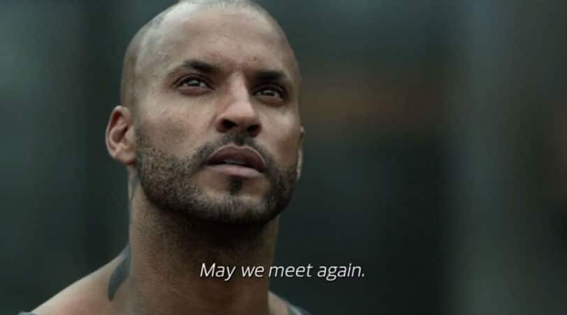 lincoln and octavia may we meet again - the 100