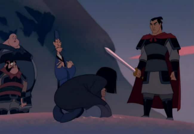 Mulan movie part