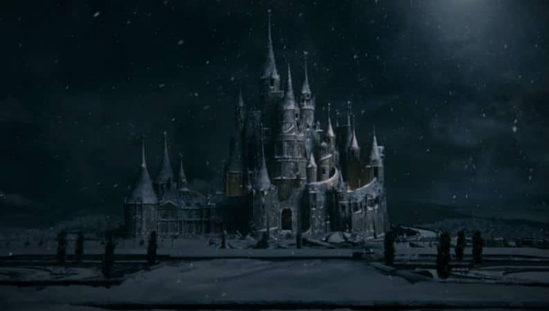 Beauty and the Beast teaser