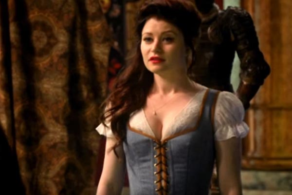 Belle in Once Upon A Time. Photo: ABC