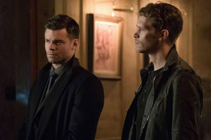 Elijah and Klaus; Where Nothing Stays Buried