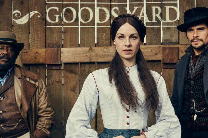 Jericho ITV 2016 Upcoming Small Screen Period Dramas