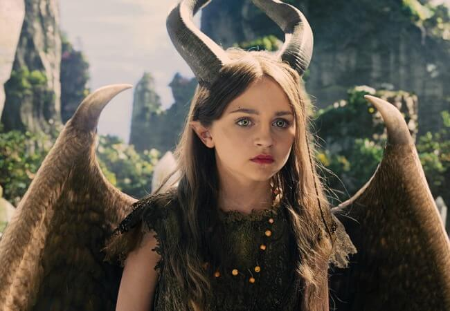 Young Maleficent (Isobelle Molloy) in Maleficent. Photo: Disney; fairy tales