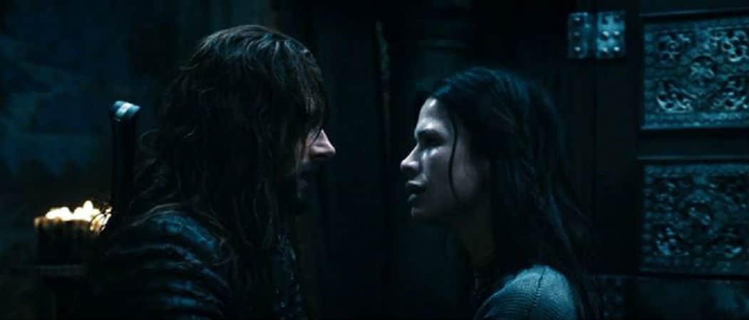 Underworld Sonja and Lucian prequels