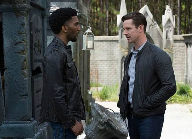 Vincent and Will in the upcoming season finale.