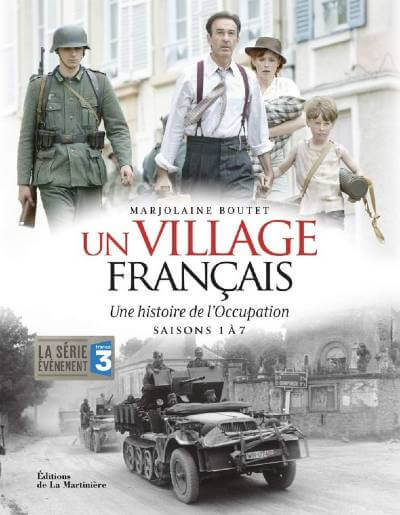 A French Village poster (best period dramas on Amazon prime)