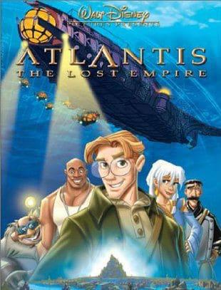 Revisiting Disney: Atlantis: The Lost Empire