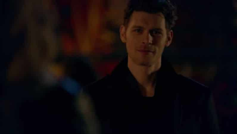 klaus in the crowd