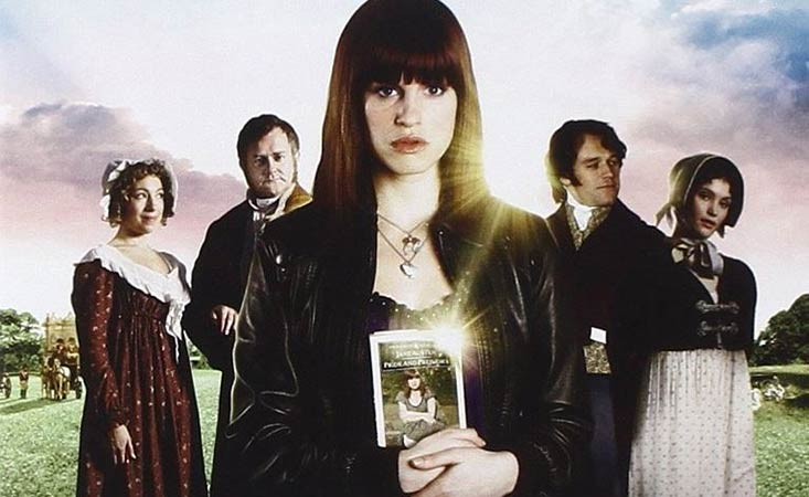 lost in austen; time travel tv shows