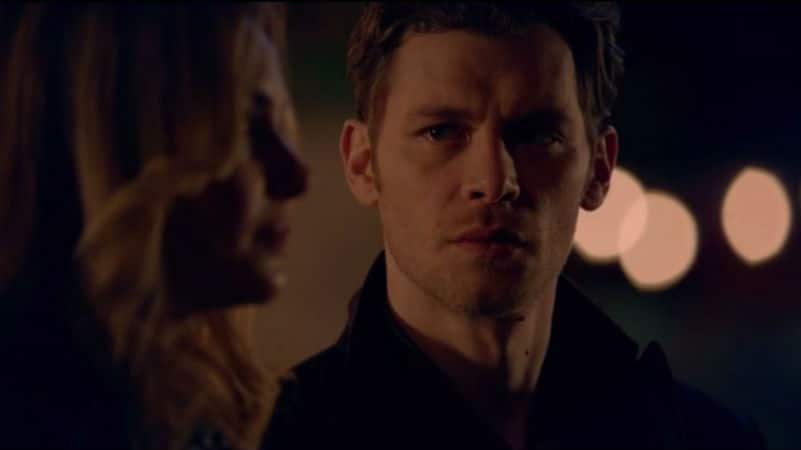 never give up cami and klaus