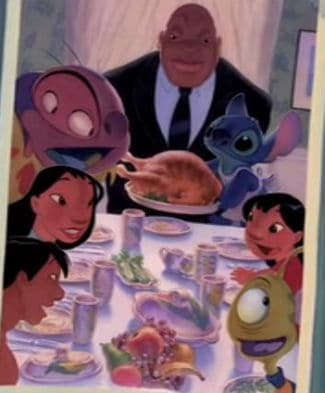 Lilo's Family Grows, and Stitch Finds a Family Photo: Disney