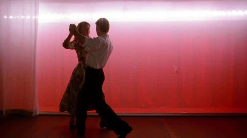 Scott and Fran in Strictly Ballroom