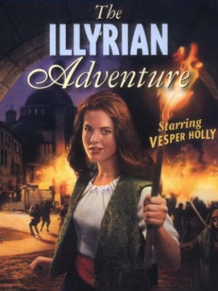 the illyrian adventure cover
