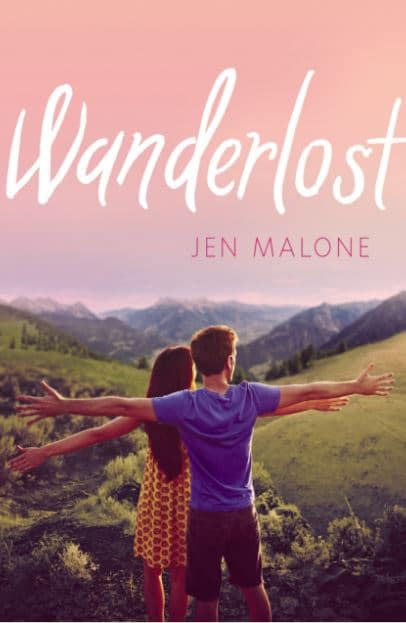 YA Review: Wanderlost – A Whirlwind Tour of Past, Present, and Future