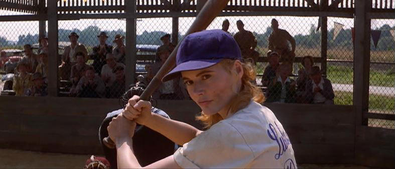 an analysis of the history of the sport and women in the movie a league of their own A league of their own is a movie that my mom made me watch because a) duh, tom hanks, but also b) women rule and my mom wanted to make sure i knew that if you have yet to see this phenomenal and .