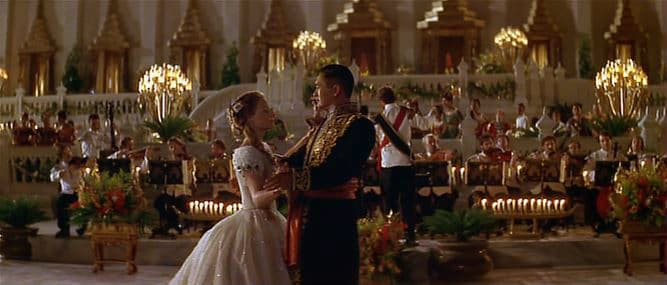 Anna and the King image; movies about royals