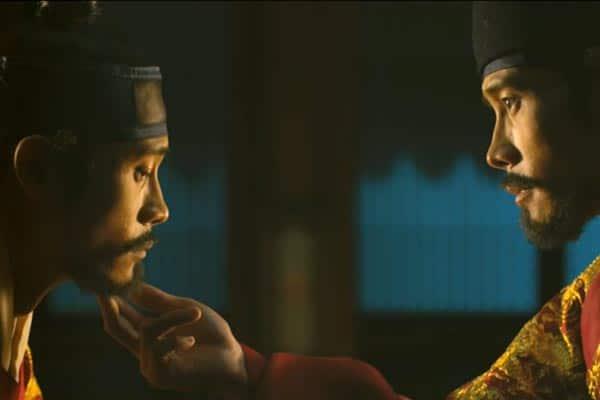 King Gwanghae meets his look-alike. Photo: CJ Entertainment