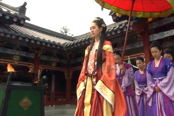 Princess Deokman. Nine Sweeping Korean Period Dramas