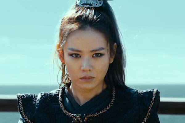 Lady pirate Yeo-Wol. Nine Sweeping Korean Period Dramas