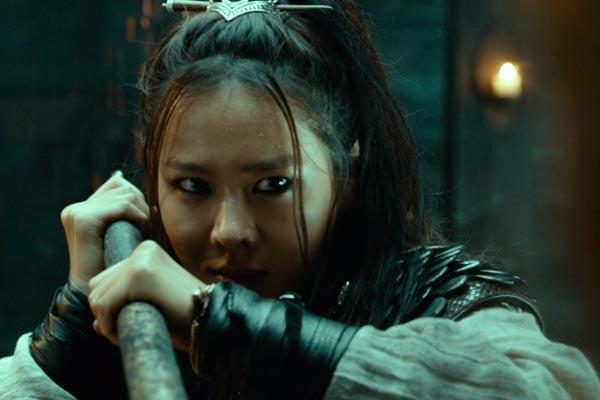 Yeo-Wool fighting. Nine Sweeping Korean Period Dramas