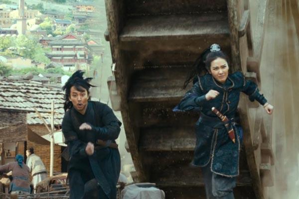 The Pirates. Nine Sweeping Korean Period Dramas