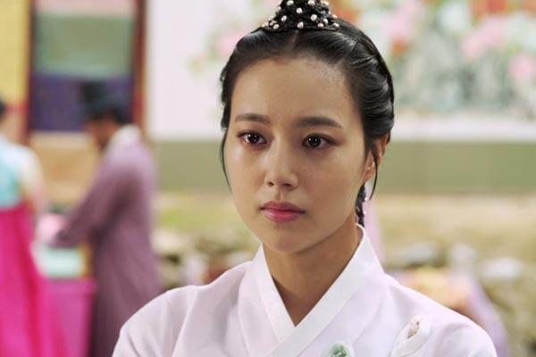Se-Ryung in The Princess' Man. Nine Sweeping Korean Period Dramas