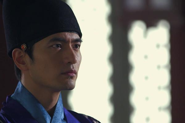 Crown Prince Sohyeon. Photo: TvN