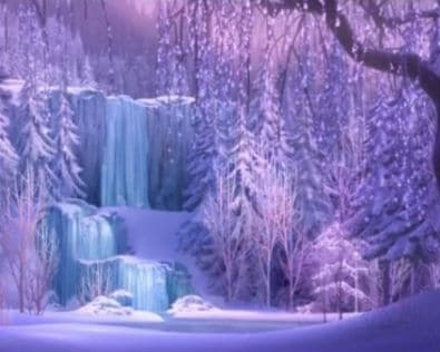 Winter Photo: Disney