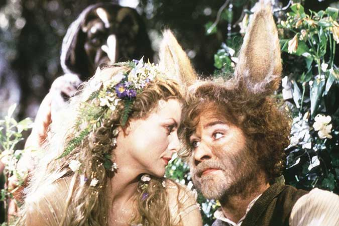 midsummer night's dream- seven shakespeare adaptations for lovers of the Bard