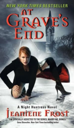 at grave's end book cover