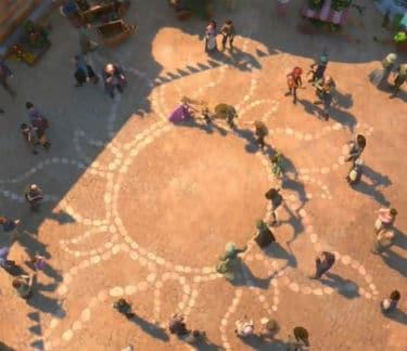 The Dance Scene Photo: Disney