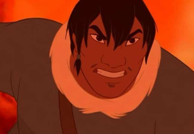 Denahi Seeks Revenge Photo: Disney