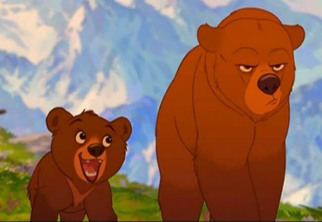 Kenai and Koda Photo: Disney