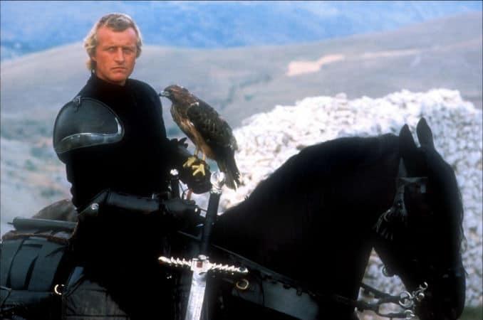 Ladyhawke - the knight