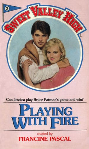 sweet valley high playing with fire