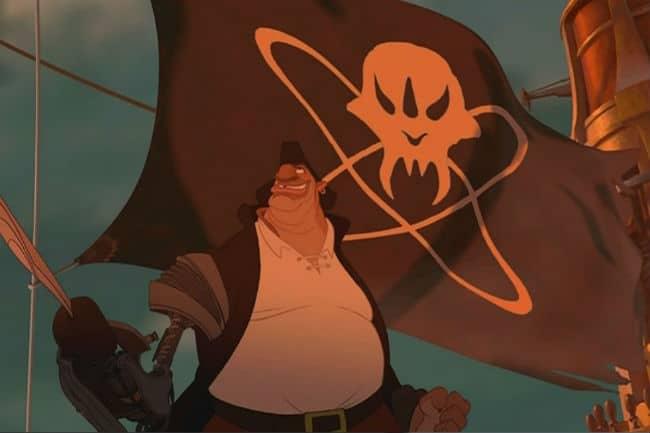 The Pirates Take the Ship Photo: Disney