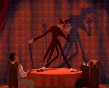 The Shadowman Photo: Disney