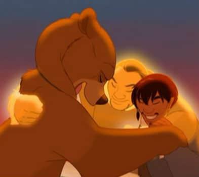 Brothers Photo: Disney