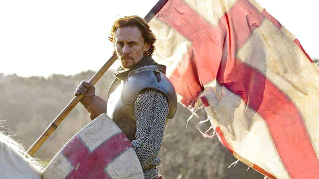 Tom Hiddleston as Henry V - Photo Credit: BBC