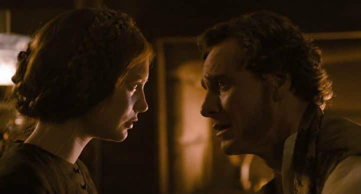 Jane Eyre Goodbye; Mr. Rochester